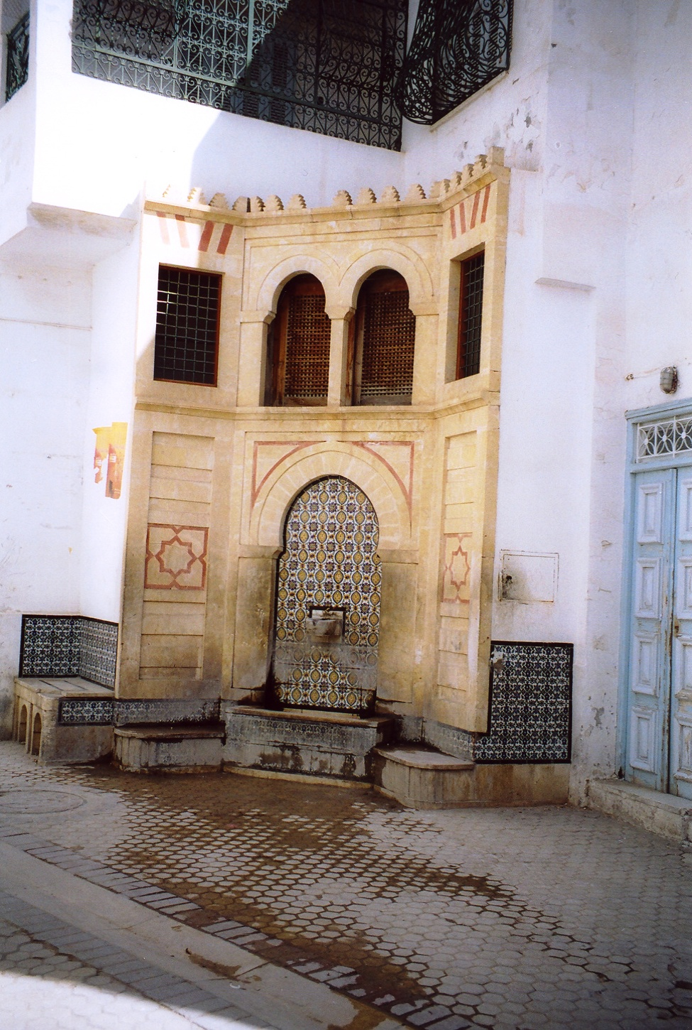 Photos de kairouan for Architecture andalouse