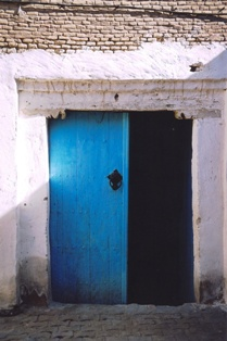 Photos des portes de Nefta (Tunisie)