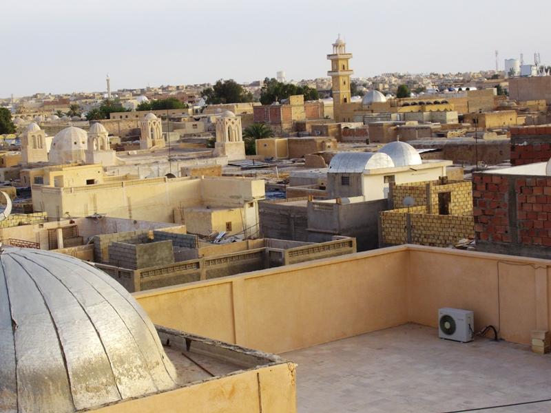 Carte Algerie El Oued.El Oued Souf En Algerie Informations Carte Et Photos
