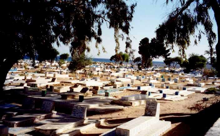 Graveyard e  Hammamet