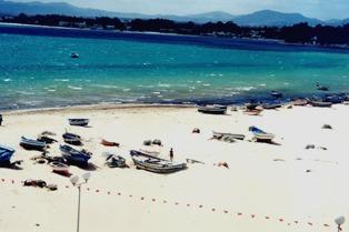 Beach  Hammamet