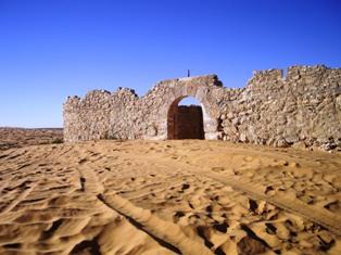 Le Fort romain ou bagne